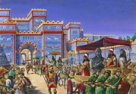 Babilonas - pinigų valdymas